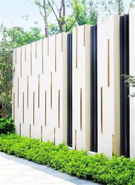 boundary wall design wall design great pin for oahu architectural design