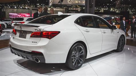 2019 Acura Tl Type S by 2019 Acura Tl Type S Redesign Studios