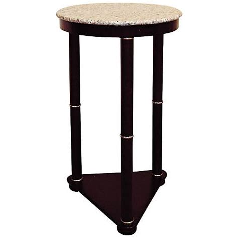 faux marble end table balles faux marble cherry end table 6h397 ls