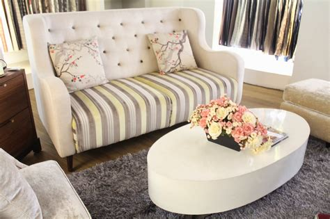 Kain Sofa Vania taradiland goes to vinoti living and vania showroom