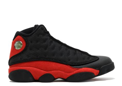 Air 13 Bred air 13 retro quot bred quot air 414571 004 black true white flight club