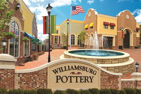 scoping vas williamsburg pottery virginia is for