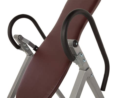 exerpeutic inversion table with comfort foam backrest com exerpeutic inversion table with comfort foam
