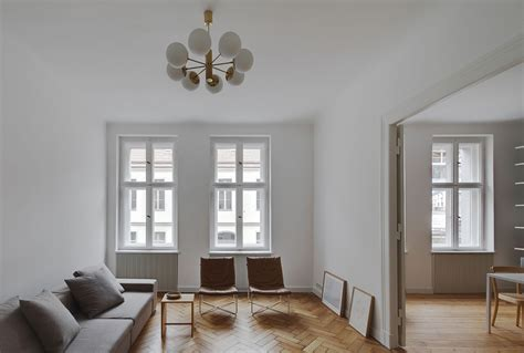 appartment in berlin berlin mite apartment refurbishment by atheorem