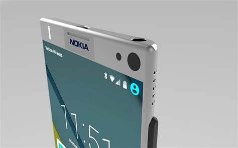 nokia android phone concept nokia android lollipop phone rendered by designer chacko t