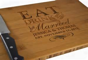 engravable cutting boards personalized cutting board eat drink and be