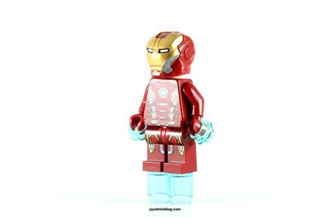 Lego Bootleg Ironman Minifigure 03 review lego 76029 iron vs ultron