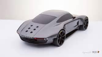 Future Porsche Porsche 901 Design Concept Reimagines The Iconic 911