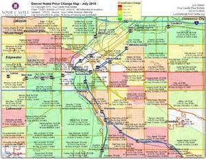 denver colorado suburbs map downtown denver neighborhoods map including denver s best