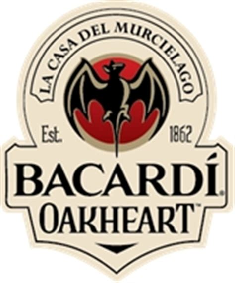 bacardi oakheart logo search bacardi oakheart logo vectors free