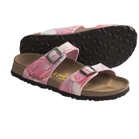 birkenstock sydney sandals papillio by birkenstock sydney sandals brush birko