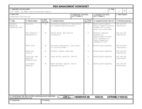 orm worksheet usmc the best and most comprehensive