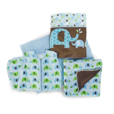 skip hop bedding skip hop 4 piece bumper free crib bedding set elephant