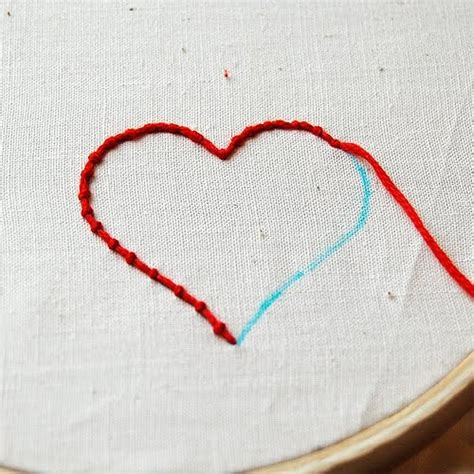 how to do a couching stitch diy couching embroidery technique sew stitch pinterest