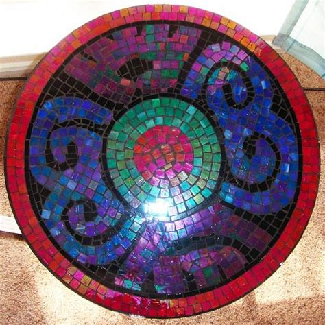 mosaic tile craft projects this is my mosaic tile project