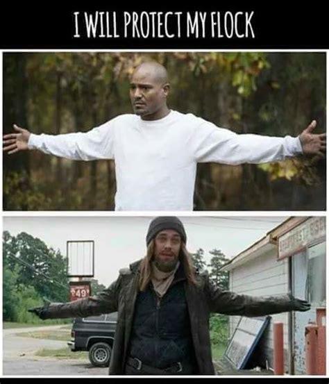 New Walking Dead Memes - the walking dead jesus brings new memes