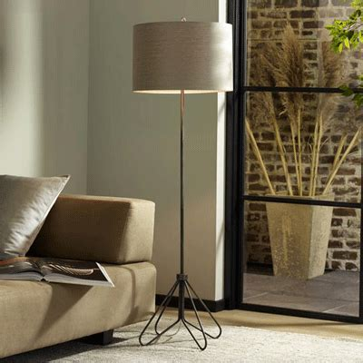 floor lights for living room contemporary floor ls torchieres for modern homes