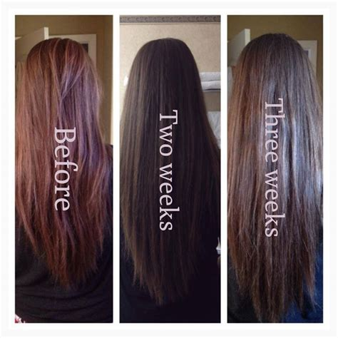 body wrap hairstyle great it works hair skin and nails before and after 1