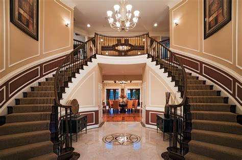 Malvern Foyer new luxury homes for sale in marlboro md toll brothers at oak creek