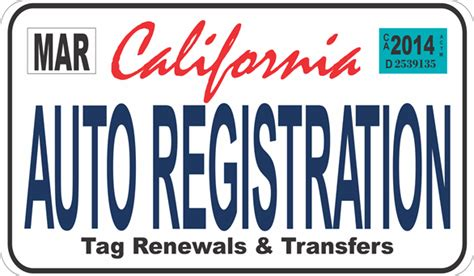 Sticker Plat California Empi tags and plates store