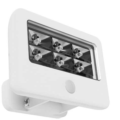 Eglo Gavello Led Pir Battery Powered Outdoor Security Battery Powered Outdoor Security Lights