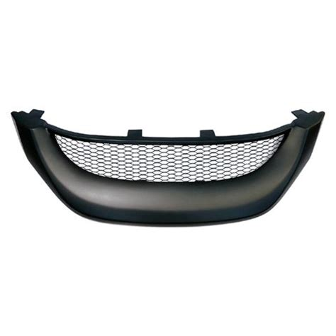 Front Sport Grille Honda New Civic honda civic 2013 2015 sedan mesh grille