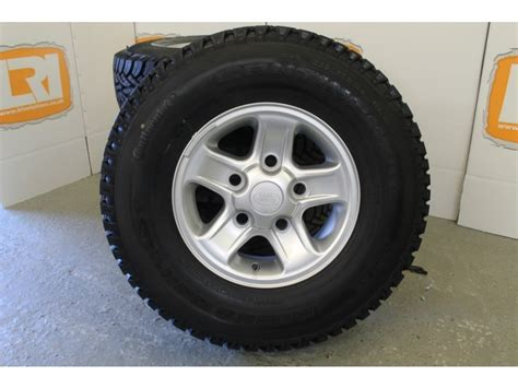 land rover tyres 6 00 16 buy new set of four 4 land rover defender boost alloy