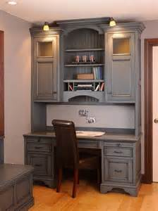 home built kitchen cabinets 17 best ideas about built in desk on pinterest office