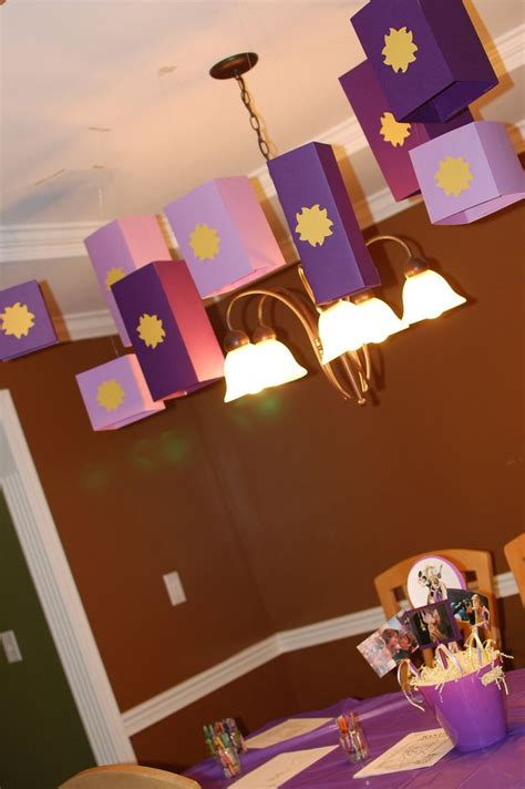 Tangled Decorations rapunzel tangled birthday lanterns decorations