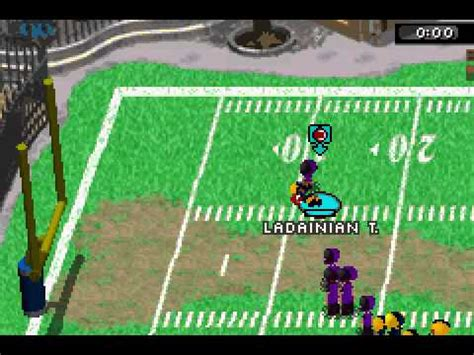 backyard football 2007 backyard football 2007 jeu gba images vid 233 os astuces