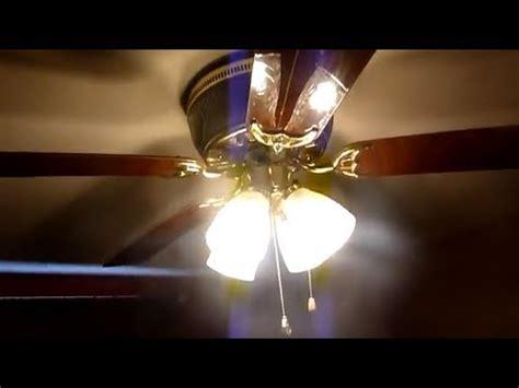 Harbor Moonglow Ceiling Fan by Litex Motors