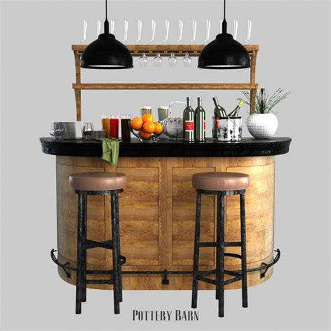 pottery barn bar cabinet pottery barn demilune bar cabinet by erkin aliyev