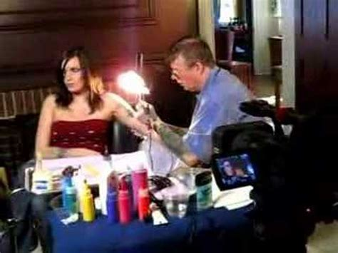 tattooed stripper doc yager tattoos a