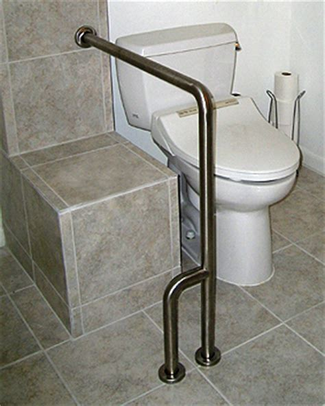 Floor Mounted Safety Grab Bars For Toilets by Dr Grab Bar Is Always Available At 941 966 0333 Dr