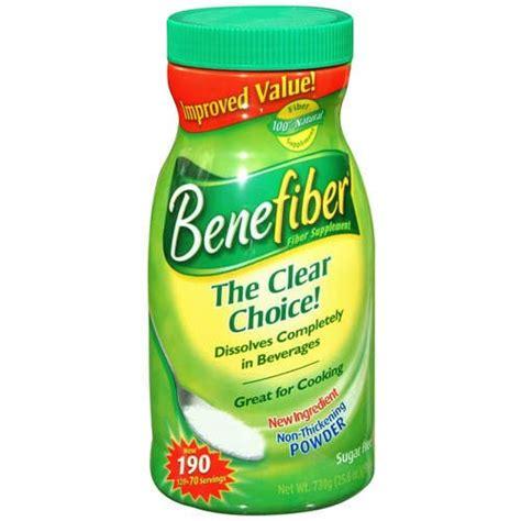 Detox Benefiber by Benefiber Fiber Supplement Review A Merry