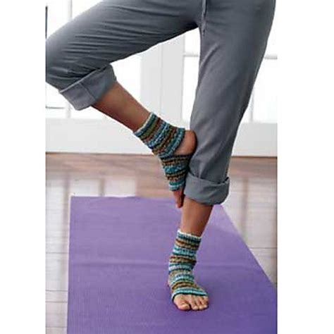 Yoga Socks Pattern Knit | pin by feather your nest on knitting pinterest