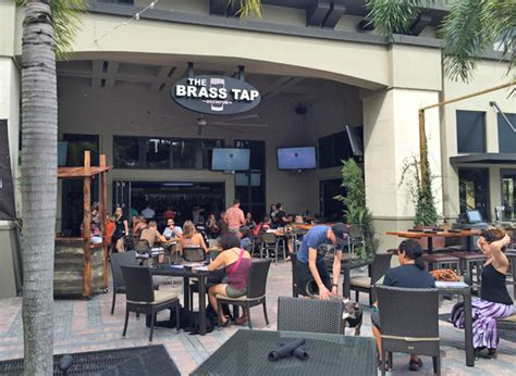 Review of The Brass Tap 33301 Restaurant 551 N Federal Hwy