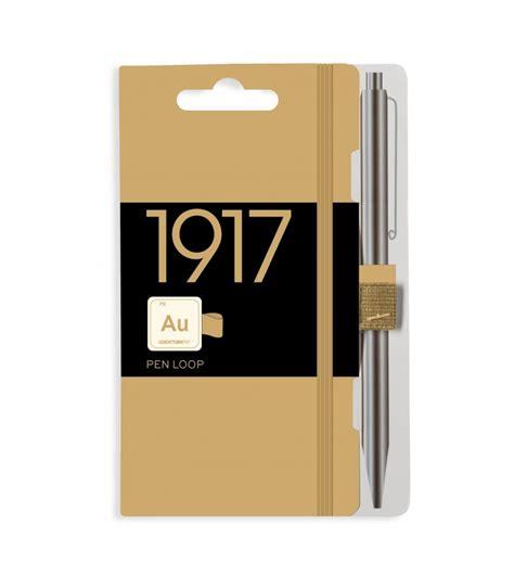 Metallic Color Pen pen loop metallic colors leuchtturm1917