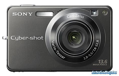 Kamera Sony Cybershot Carl Zeiss sony cybershot w300