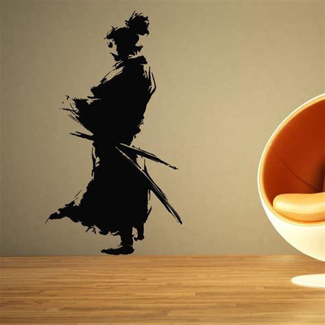 Dekorasi Wall Sticker Dinding Japanese Walpaper Paper Stiker Buy Wholesale Samurai Decorations From China