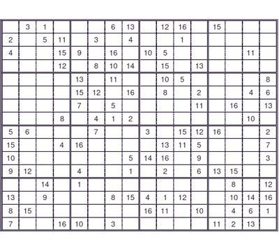 descargar sudokus samurai para imprimir apexwallpapers com sudoku 16 x 16 f 225 cil para imprimir 4 sudoku gratis para descargar