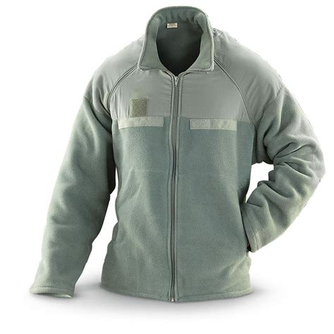 Jacket Zipper Uber Hitam Abu new u s army surplus fleece liner foliage 307456