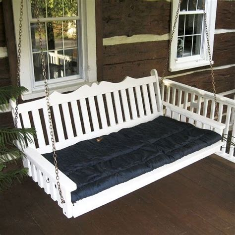 twin bed size porch swing 17 best images about hanging porch beds on pinterest diy
