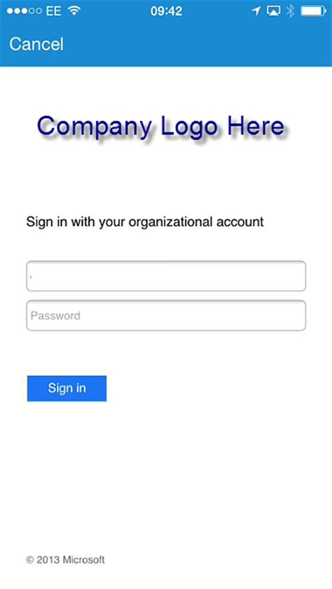 mobile office login office mdm mobile device management from a users