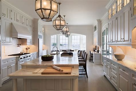 kitchen cabinets long island 12 luxury all white kitchens with a tasteful attention to