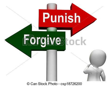 Small Home Plans Free by Stock Photography Of Punish Forgive Signpost Shows