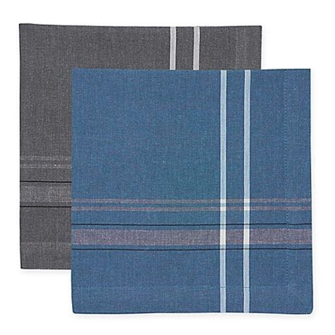 bed bath and beyond napkins french chambray napkin set of 4 bed bath beyond