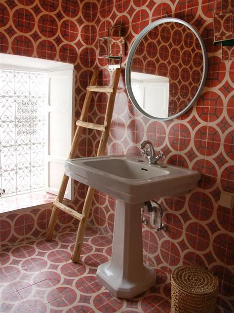 bathroom red tiles 39 red bathroom tile ideas and pictures