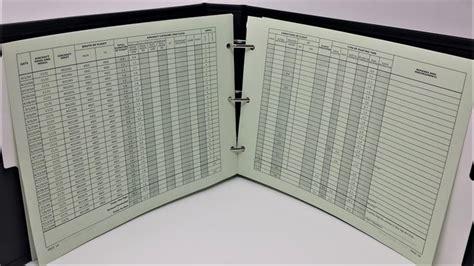 pilot logbook binder    cover