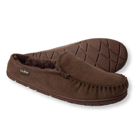 mens slippers ll bean s scuffs iii slippers free shipping at